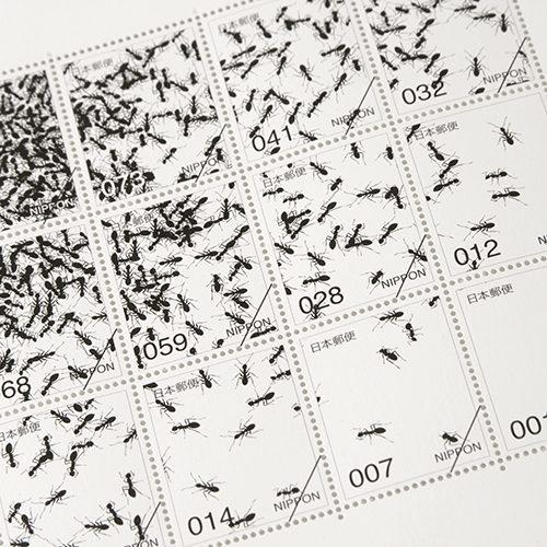 POST切手 ~郵便が変わり始めた デザインハブ企画展